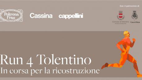 Poltrona Frau Tolentino Indirizzo.Run 4 Tolentino Per La Ricostruzione Anche A Un Passo Da Milano