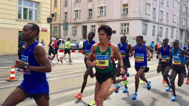 Il Maratoneta Calendario.Kawauchi Alla Conquista Della Maratona Di Venezia E Del