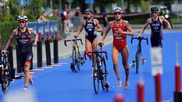 2018 Lausanne ITU Triathlon World Cup