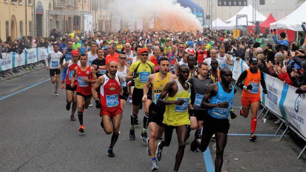 12–11-2017 ravenna, maratona , città di ravenna