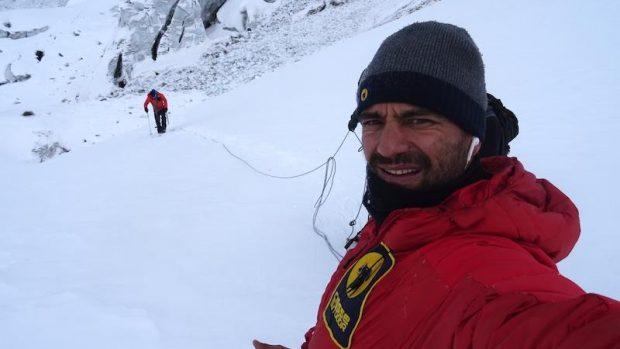 Daniele Nardi sul Nanga Parbat