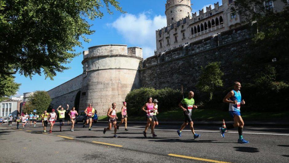 Aquila Basket partner del Trento Running Festival