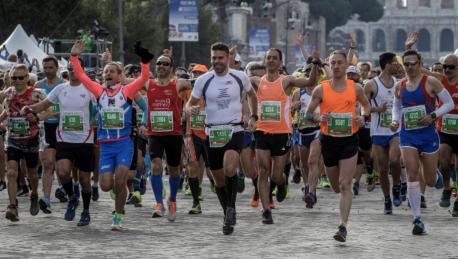 Le maratone italiane in programma in autunno: il calendario