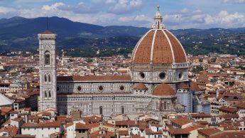 La cattedrale di Santa Maria del Fiore di Firenze