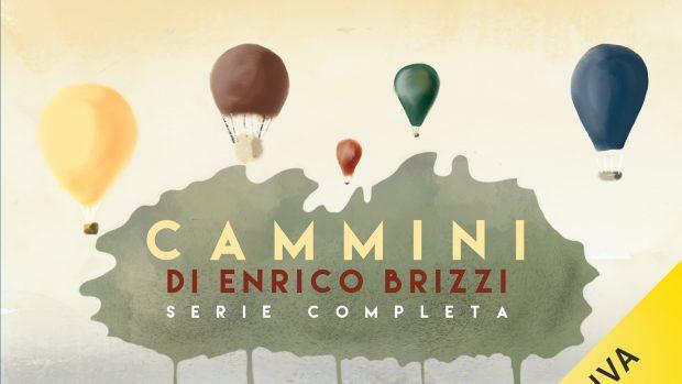 Cammini nuovo podcast Audible con voce di Enrico Brizzi 4
