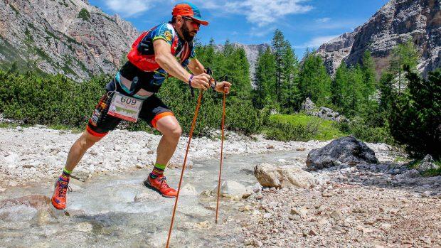 Michele Evangelisti ultratrailer Lavaredo Ultra Trail 2018