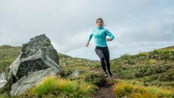 Gazza lady running cosa indossare per correre in autunno