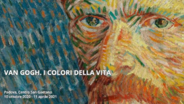 Van Gogh i colori della vita padova