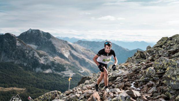 Veia Sky race - gara di ultra trail inserita nel circuito Golden Trail National Series