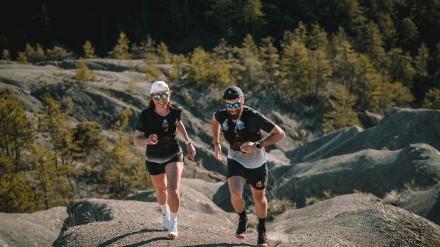 Golden Series trail running