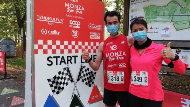 Milano Monza Run Free appuntamenti running al parco di Monza e Milano 2