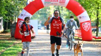 Milano Monza Run Free appuntamenti running al parco di Monza e Milano 3