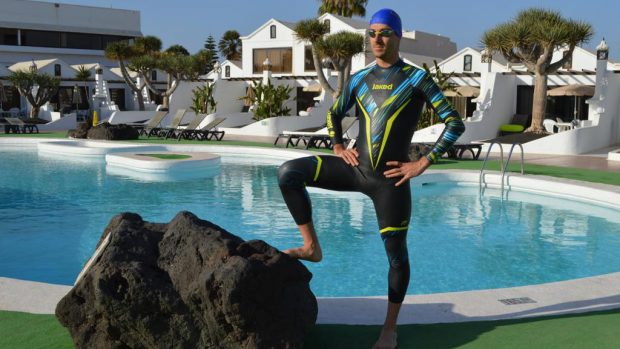 Giulio Molinari a Fuerteventura