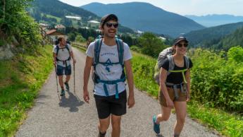 Va Sentiero team in viaggio sul Sentiero Italia (3)