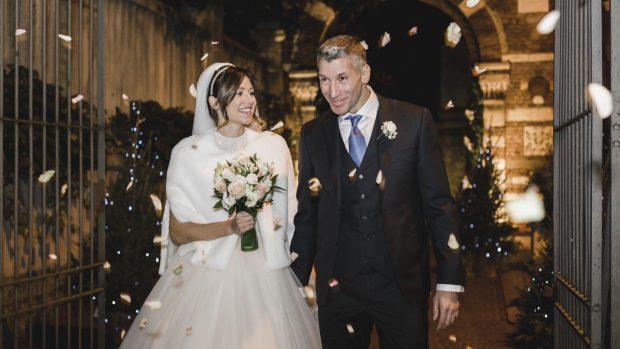 Sara Galimberti matrimonio