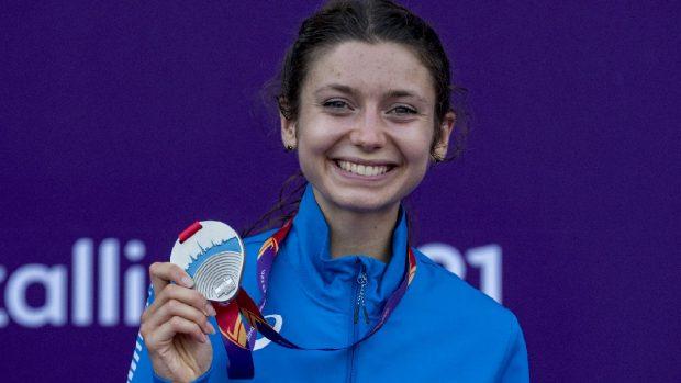 Anna Arnaudo argento Europei di Tallin 2021