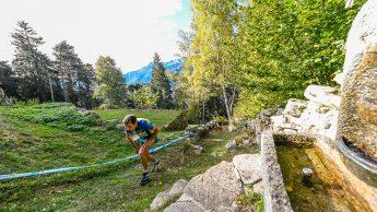 Corsa in montagna Valchiavenna chilometro verticale