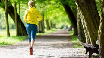 corri e cammina